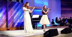 When Jenny Oaks Baker started playing the violin, I already had chills. But when I heard Lexi Mae Walker chime in for the beautiful rendition of 'The Prayer' I was completely stunned. What an amazing and inspiring song! Lexi Walker, Christian Songs, Violin, The Voice, Prayer, Music Videos, Angel, Memories, Concert