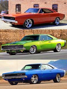Mopar Muscle Car. Love It.