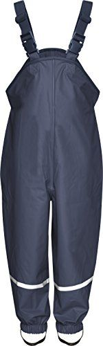 Playshoes Baby Boys' Rain Pants 2-3 Years Navy Playshoes