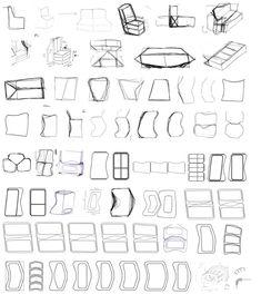 table num rique mm par alix videlier proces pinterest. Black Bedroom Furniture Sets. Home Design Ideas