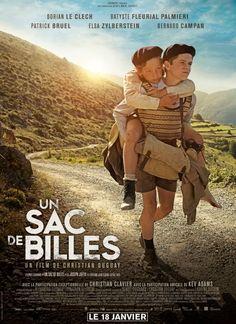 UN SAC DE BILLES en avant-première Dimanche 15 Janvier à 16h Infos et réservation sur www.majestic-cinemas.com