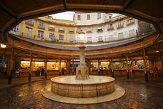 La Plaza Redonda de Valencia