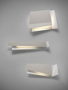 lampada flap, design