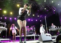Pin for Later: Coachella or Bust: Celebrities Go All Out For Festival Fun Jennifer Hudson