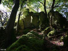 Gibt es ein fränkisches Stonehenge bei Stierberg