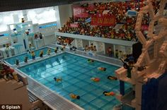 LEGO History Figures | On your marks, get set, Lego! Welcome to the Olympics where everyone's ...