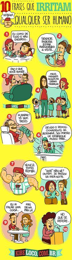 Satirinhas - Quadrinhos, tirinhas, curiosidades e muito mais! - Part 2