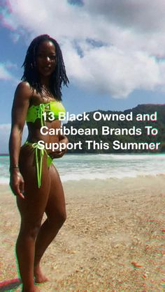 Looking for black owned businesses to shop this summer? Check out this list ranging from clothes, swimwear and cosmetics.