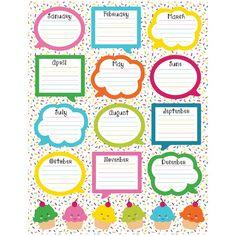 Birthday Chart Classroom, Birthday Bulletin Boards, Birthday Charts, Birthday Board, Kindergarten Classroom Decor, Kindergarten Graduation, Classroom Supplies, Classroom Themes, Kindergarten Names