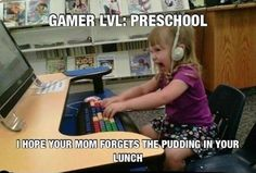 Funny pictures about Preschool Gamers Be Like. Oh, and cool pics about Preschool Gamers Be Like. Also, Preschool Gamers Be Like photos. Best Memes, Funny Memes, Hilarious, Jokes, Friday Funny Images, Funny Friday, Athletic Trainer, Way Of Life, Funny Photos