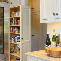 solutions for long and narrow cabinet - Google Search