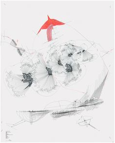 Logic takes care of itself; all we have to do is to look and see how it does it Drawings by Jorinde Voigt Title: Ludwig Wittgenstein