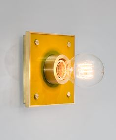Check out the Pop light fixture from The Urban Electric Co.