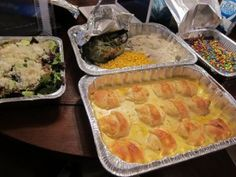 Managing a Family and a Meal Ministry...