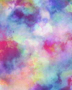 Untitled (Cloudscape) 20130615z Art Print
