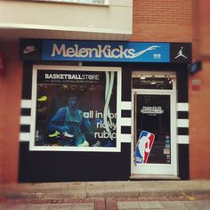 MelonKicks Store:)