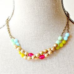 Love the pastel beads available at fire mountain beads