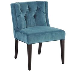 Pier 1 Gisle Dining Chair - Aqua $180