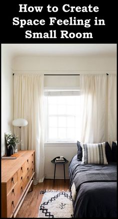 Can Small Bedroom Paint Colors Help Me If I Have a Tiny Room? |  Small Bedroom . Another way you can get double-duty from your bed room is with a day bed. These beds are designed to be used as seating along with a bed, so you can utilize the space for other things throughout the day. * Click the photo for extra details. #kids