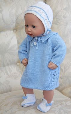 Knitting patterns for dolls | dolls knitting patterns