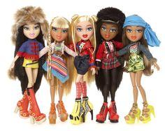 Prize Draw* Bratz Study Abroad Doll - Mummy Vs Work