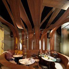 Ikibana Restaurante Barcelona El Equipo Creativo