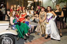 Pin-Ups Brasileiras no concurso do The Sailor Pub