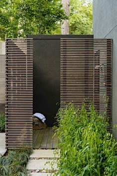 The most beautiful outdoor complex in ecologic city garden houses – paul marie creation - Piscina Outdoor Baths, Outdoor Bathrooms, Outdoor Rooms, Outdoor Gardens, Outdoor Living, Outdoor Decor, Outdoor Showers, Outdoor Kitchens, Pool Shower