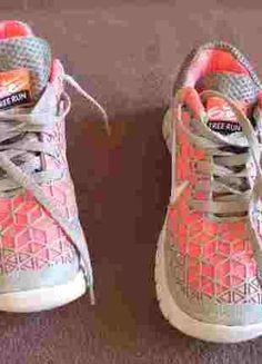 Kup mój przedmiot na #vintedpl http://www.vinted.pl/damskie-obuwie/obuwie-sportowe/14771461-szarorozowe-nike-free-run-60-rozmiar-38