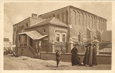 Krakow Old Synagogue.