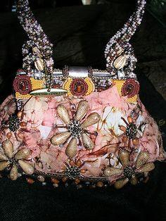 Mary Frances Handbag Baby Doll Ebay
