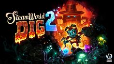 [Video] SteamWorld Dig 2 - launch trailer #Playstation4 #PS4 #Sony #videogames #playstation #gamer #games #gaming