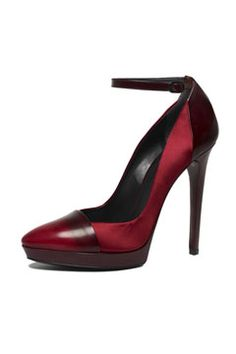 Donna Karan Fall 2012 High Heels Shoes Accessories Index