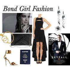 1000 images about new year 39 s eve on pinterest bond girl long black sequin dress and james bond - Deguisement james bond girl ...