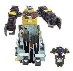 Transformers Energon Treadbolt Image 1