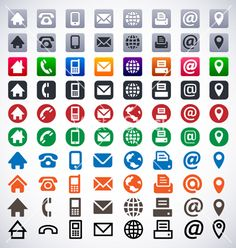 Pin by hannah on contact icons pinterest icons reheart Images
