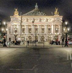 #paris #operagarnier