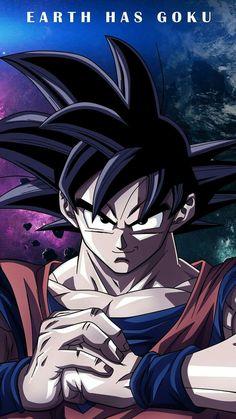 Earth has Goku