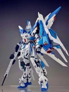 GUNDAM GUY: 1/144 Hi-Unicorn Vrabe - Custom Build