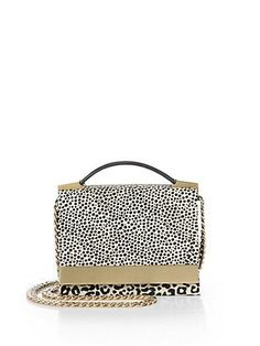 Spotted: An adorable B Brian Atwood bag!