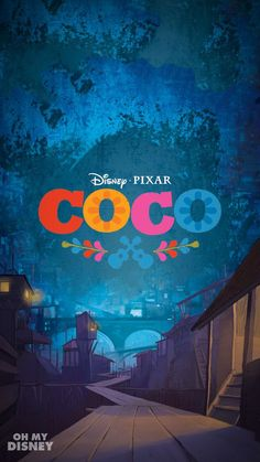 We're Giving Our Phones a Coco Makeover With These Fun Wallpapers | Oh My Disney