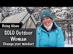 Come chat with me as I talk about doing my adventures alone and how to change your mindset to be alone in the wilderness. Why I do things alone. why I see t.