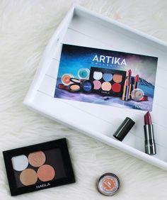 Not so addicted to Beauty: Artika, los colores del invierno en la última colección de maquillaje de NABLA