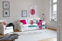 Must love this unique but cosy and bright feel this gives off #design