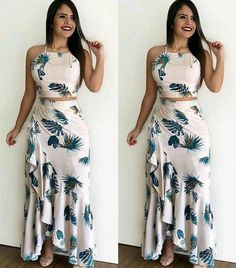 Swans Style is the top online fashion store for women. Shop sexy club dresses, jeans, shoes, bodysuits, skirts and more. Dressy Dresses, Cute Dresses, Summer Dresses, White Homecoming Dresses, African Dress, Skirt Outfits, Dress Patterns, African Fashion, Blouse Designs