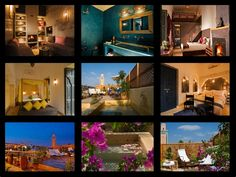 This elegant Riad can accommodate up to 16 guests. At it's heart is an impressive cloistered patio with dipping pool. The roof terrace is one of the most remarkable in Marrakech with views across the rooftops of the Red City to the Atlas mountains.    There are five individual suites at Riad Cinnamon:  Fez | Essaouira | Chefchaouen | Casablanca | Meknes    Book now and save 20%