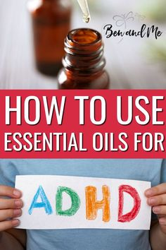 Did you know that essential oils can be helpful for supporting your ADHD child? Even if you are using medications for ADHD such as Ritalin, Concerta, or Adderall, using essential oils as a part of your ADHD strategy can be very beneficial Essential Oils For Add, Essential Oil Blends, Essential Oils For Autism, Essential Oils For Pregnancy, Adhd Oils, Adhd Medication, Adhd Strategies, Adhd And Autism, Adult Adhd