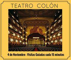 Visitá el Teatro Colón