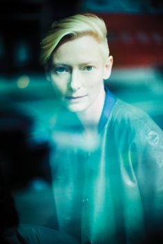 Tilda Swinton by Norman Jean Roy Tilda Swinton, Foto Portrait, Portrait Photography, British Actresses, Actors & Actresses, Norman Jean Roy, Tv Movie, Androgyny, Hollywood