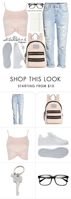 """I feel like now is too late"" by alexandra-provenzano ❤ liked on Polyvore featuring H&M, Marc Jacobs, Topshop, adidas, Paul Smith and Kate Spade"
